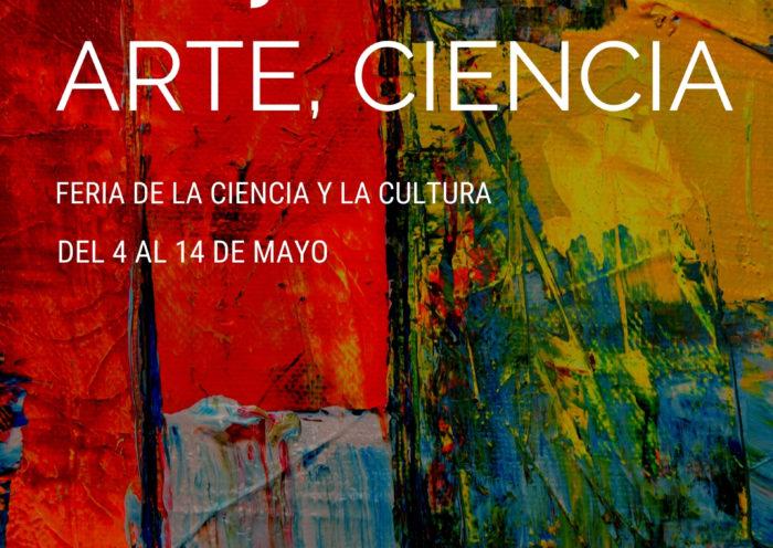 cartel Feria de la Ciencia 2020-2021